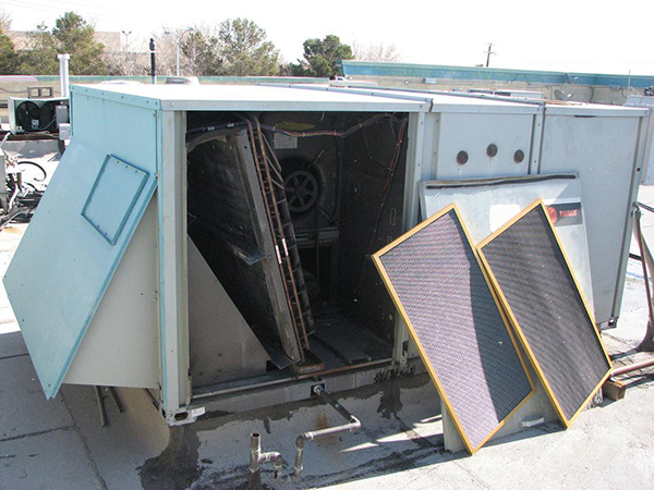 Hvac Electrostatic Air Filters Colorado Exterior Cleaning